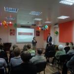 4 марта в Перми прошла Школа пациентов для больных рассеянным склерозом