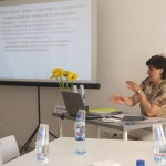 Обучение в рамках семинара «Новые возможности защиты прав получателей услуг в здравоохранении» прошли около 20 человек.